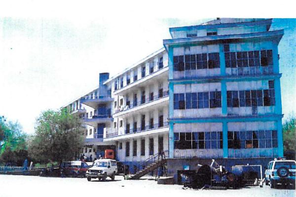 ユニバーシティ カブール